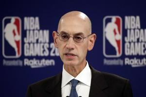 AP interview: Silver lays out reasons for NBA All-Star Game