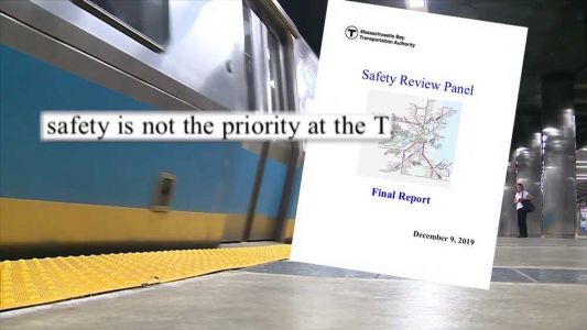 Safety not priority for MBTA, according to independent report