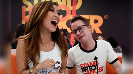 Macaulay Culkin and Brenda Song welcome their first child, named after Culkin's sister