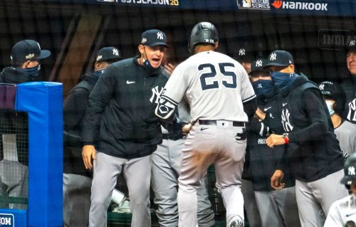 Yankees needed just one game to change the narrative
