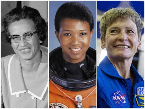 The most famous women in NASA history