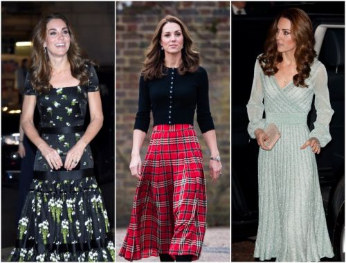 13 of Kate Middleton's most expensive outfits so far, from a floral Alexander McQueen gown to a Gucci blouse worn backwards