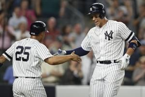 Judge, Gregorius lift Yanks over Rays after CC starts fracas