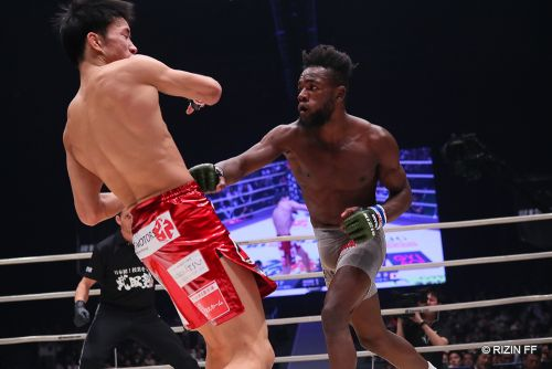 UFC signs RIZIN champ Manel Kape to multi-fight deal
