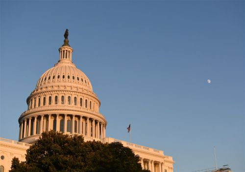 Washington clears out in August, but lawmakers' work continues back home