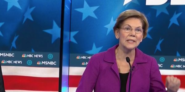 Elizabeth Warren shredded rivals in Nevada. Here's why it was a critical time go on offense