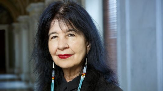 Joy Harjo Becomes The First Native American U.S. Poet Laureate