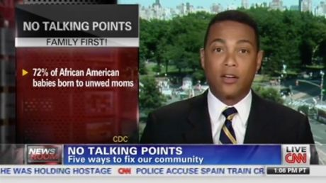 'Pull up your pants & finish school': Would CNN's Don Lemon cancel himself over shockingly unwoke 2013 tips to black community?