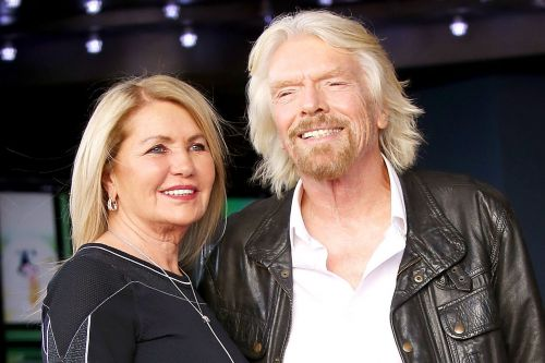 How Richard Branson won over his wife of nearly 30 years