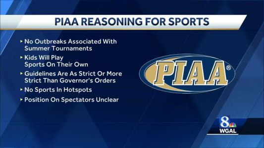 PIAA wants to meet with Gov. Tom Wolf to discuss fall sports