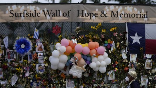 The Search for Victims Comes To An End At the Florida Condo Collapse Site