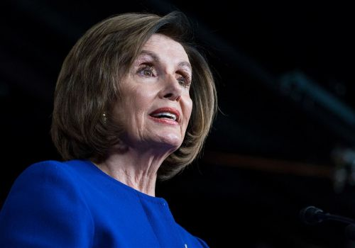 Stimulus talks are stuck as time runs short, Pelosi says