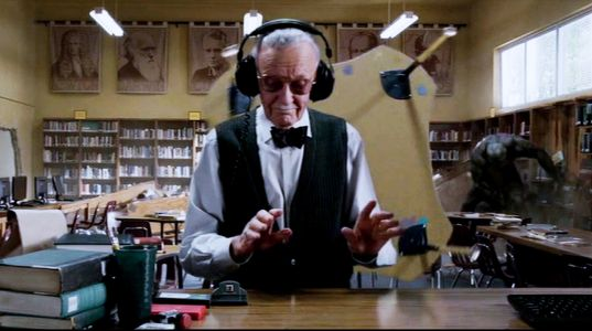 Comic book legend Stan Lee files $1B lawsuit against company he co-founded