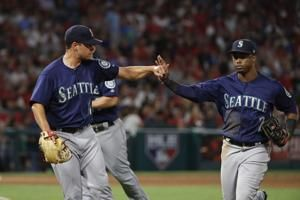 Angels' bats go quiet in 3-0 loss to Mariners