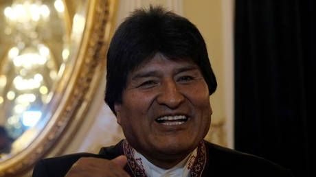 Bolivian court drops 'terrorism' charges against ex-President Evo Morales, withdraws arrest warrant - judge