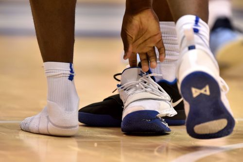Nike shares drop after Duke basketball star's sneaker rips apart