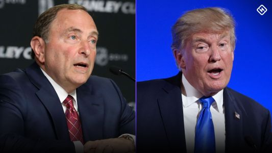 What Donald Trump's talk with commissioners means for 2019-20 NHL season