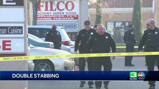 Man killed in strip mall stabbing was Sac County restaurant inspector, officials say