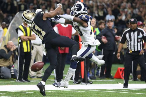 Pass interference is now reviewable in the NFL