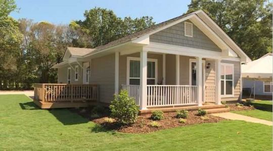 Upstate family receives added surprise with new home