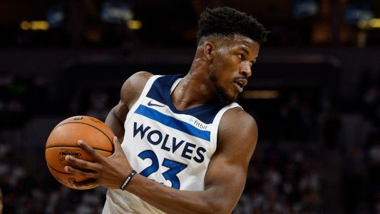 Lakers 'less appealing' to Jimmy Butler now that LeBron James is there, report says