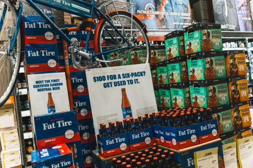 Why Fat Tire beer costs $100 per six-pack on International Beer Day