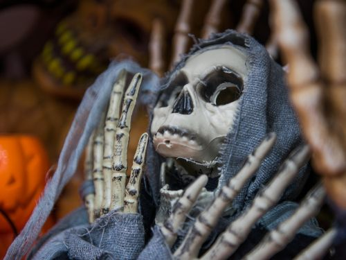10 people reveal what it's really like to work in a Halloween store - and things can get seriously scary