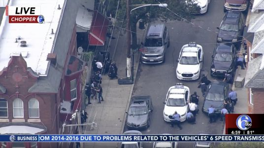 Several Philadelphia police officers injured in active shooting incident