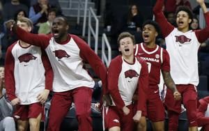 Jones lifts Arkansas past Providence 84-72 in NIT