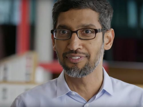 'We aren't quite where we want to be': Google's CEO admits to failings on harmful content after YouTube's week from hell