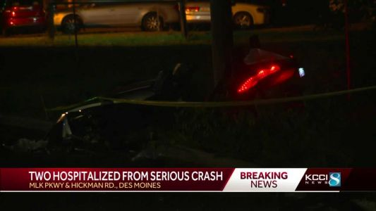 Des Moines man charged in fatal hit-and-run crash with stolen vehicle