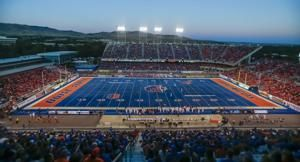 Boise State will install new blue artificial turf at stadium