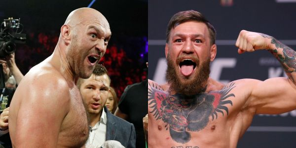 Conor McGregor says he's never spoken with Tyson Fury despite the heavyweight boxer's claims that he offered to help him train for his potential UFC debut
