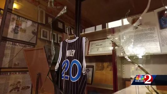 Items stolen from museum honoring Orlando's African-American community