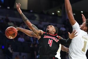 Nwora helps Louisville blast Georgia Tech, 79-51