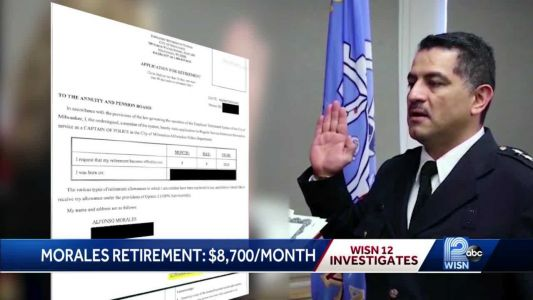 Former MPD chief could earn nearly $9K a month in retirement