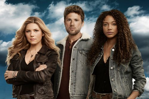 Did Ryan Phillippe's 'Big Sky' co-star spoil the show on 'GMA'?