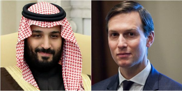 Jared Kushner reportedly gave the Saudi crown prince advice on how to 'weather the storm' after Jamal Khashoggi's killing