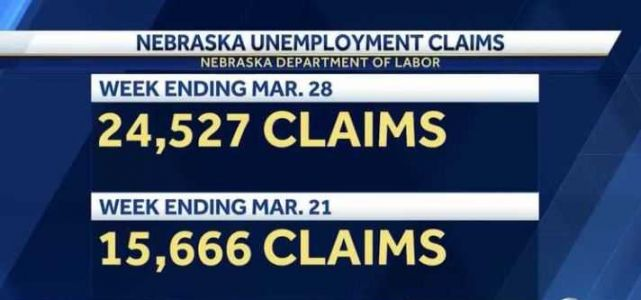 'That doesn't pay bills': More than 24,000 Nebraskans file for unemployment in one week