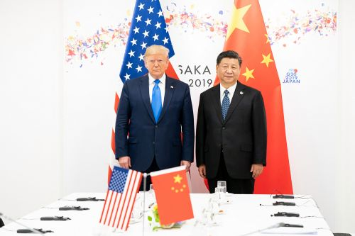 Trump's parting shot to Xi should be recognizing Taiwan