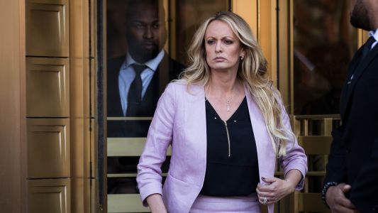 Lawyer: Stormy Daniels arrested at a strip club in Ohio