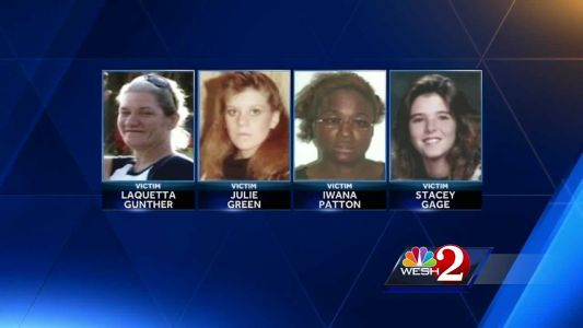 Daytona Beach serial killer likely identified thanks to DNA from Palm Beach County murder case