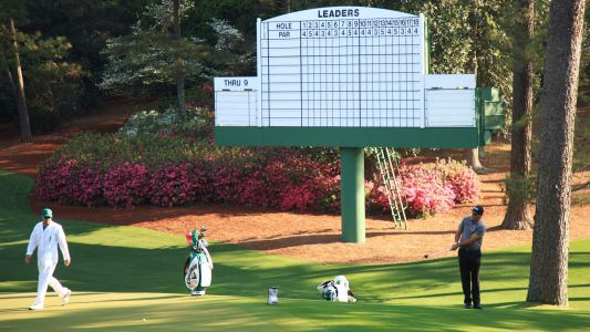Masters 2021 live scores, updates, highlights from Saturday's Round 3 leaderboard