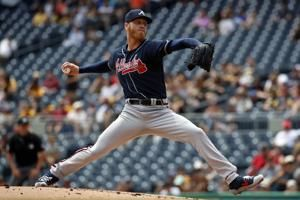 Mike Foltynewicz gives up 2 more HR, Pirates beat Braves 6-1