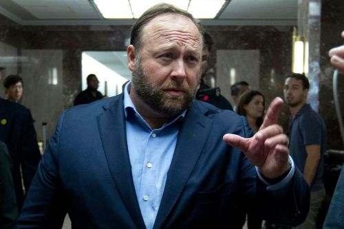 Roku drops Alex Jones' InfoWars amid fierce backlash