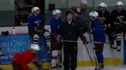 'You Were Like Rock Stars': South St. Paul's Dave Palmquist Looks Back At 25 Years Of Girls' Hockey