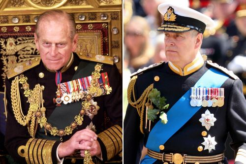 Prince Andrew wants to wear military uniform at Prince Philip's funeral: report