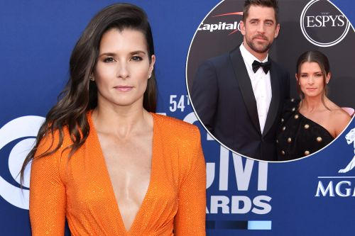 Danica Patrick was 'broken open' after Aaron Rodgers breakup