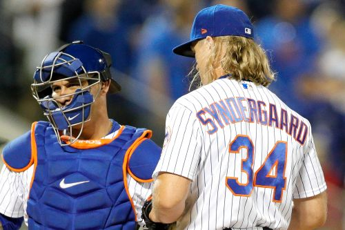 Behind Mets' decision to let Noah Syndergaard throw to preferred catcher