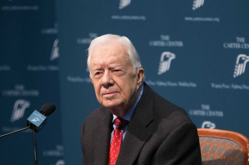 Jimmy Carter: Privileged, powerful must fight racial biases